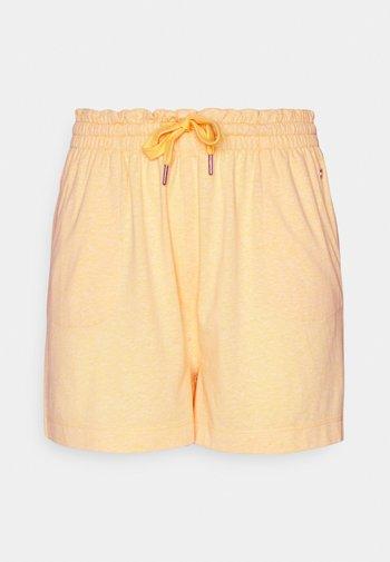 Shorts - yellow melange