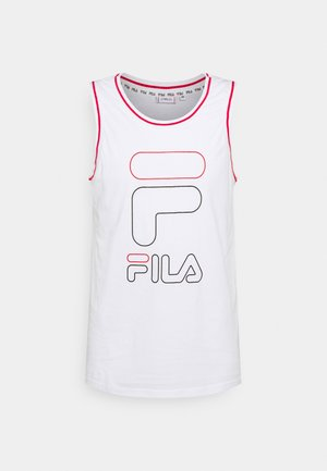 JANIC SPORTY TANK - Top - bright white
