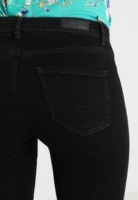 edc by Esprit - Jeans Skinny Fit - black rinse - 5