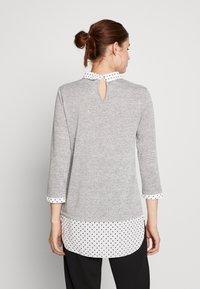 Dorothy Perkins Tall - SPOT HEM 2 - Pullover - light grey - 2