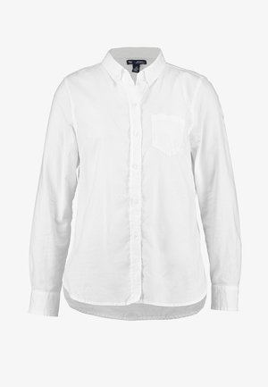 FITTED BOYFRIEND  - Overhemdblouse - optic white
