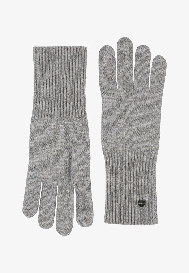 Codello - Gloves - hellgrau-meliert