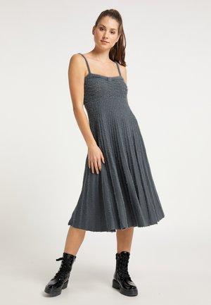 Jumper dress - asche