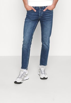 Jeansy Slim Fit - bright blue