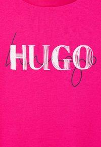 HUGO - NAILY - Maxi dress - bright pink - 6