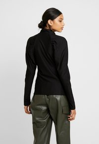 Gestuz - RIFA TURTLENECK - Sweatshirt - black - 2