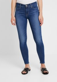 Levi's® - 710 INNOVATION SUPER SKINNY - Skinny-Farkut - love ride - 0