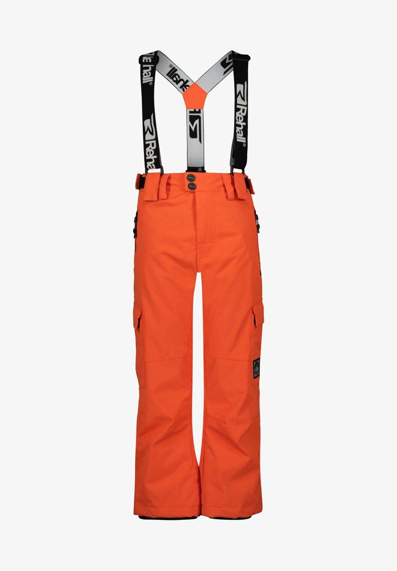 Rehall - Snow pants - orange