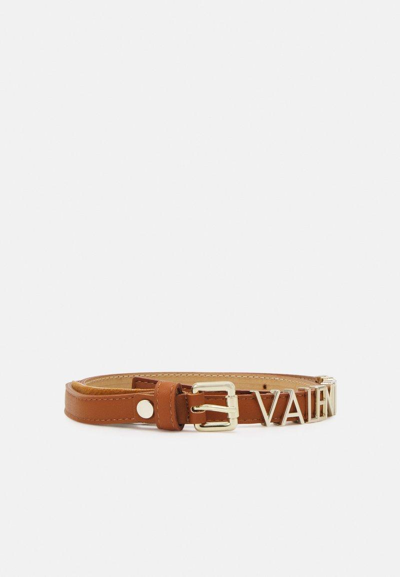 Valentino Bags - EMMA WINTER - Belt - cuoio/oro