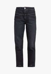 CLOSED - PEDAL PUSHER - Jeans Relaxed Fit - dark grey - 5