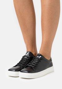 Joshua Sanders - EXCLUSIVE SQUARED SHOES - Sneaker low - black - 5