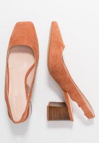 Zign - Classic heels - orange - 3
