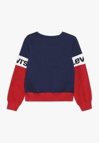 Levi's® - COLORBLOCKED CREW - Sweatshirt - medieval blue - 1