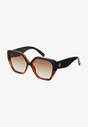 SO FETCH - Lunettes de soleil - black/tort