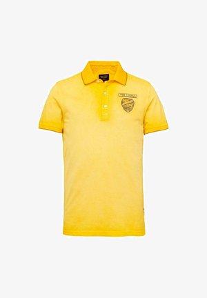 SHORT SLEEVE PIQUE COLD - Polo shirt - yellow