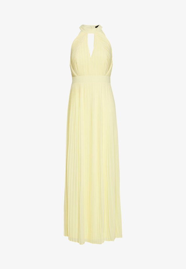 TARYN MAXI - Occasion wear - pastel yellow