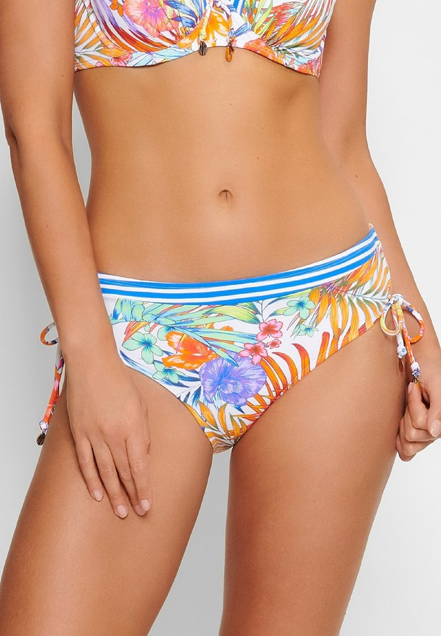 BOSSA - Bas de bikini - blumendruck
