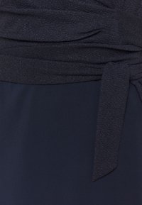 Lauren Ralph Lauren - BONDED DRESS COMBO - Shift dress - lighthouse navy - 5
