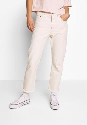 501® CROP - Jeans straight leg - neutral ground
