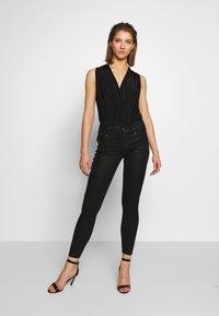 Morgan - Jeans Skinny - noir - 1