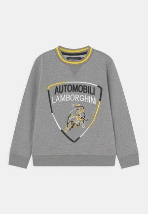 MULTICOLOUR SHIELD - Sweatshirt - greymeliert