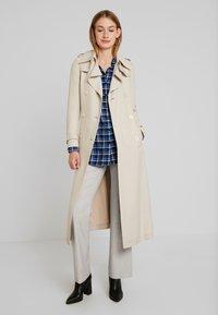 Taifun - Button-down blouse - cobalt blue - 2
