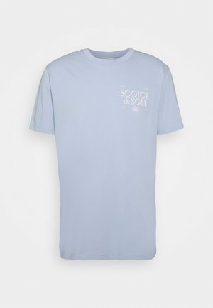 GRAPHIC LOGO - Print T-shirt - core blue