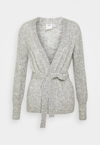 ICHI - AMARA  - Cardigan - light grey - 0
