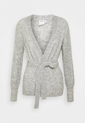 AMARA  - Cardigan - light grey
