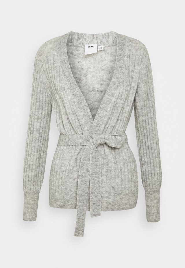 AMARA  - Strickjacke - light grey