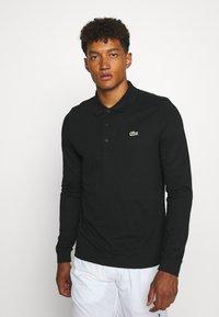 Lacoste Sport - CLASSIC - Polo shirt - black - 0