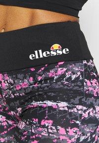 Ellesse - JYN - Collants - black/pink - 4