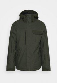 Oakley - DIVISION 3.0 JACKET - Snowboard jacket - new dark brush - 5