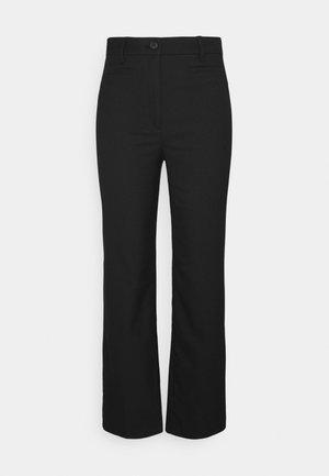Pantalones - black dark