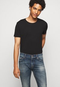 7 for all mankind - RONNIE CAVALRY  - Slim fit jeans - dark blue - 3