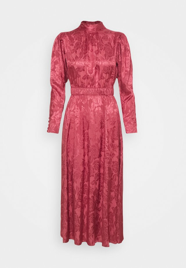 MIDI DRESS - Robe de soirée - rose