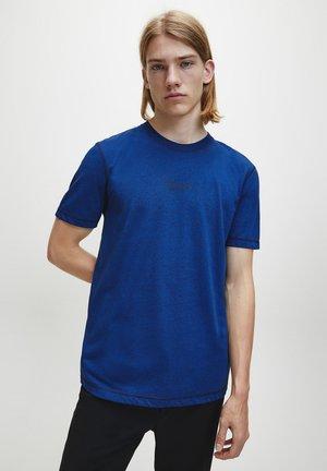 MOULINE  - Basic T-shirt - monaco blue heather