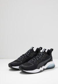 Puma - LQDCELL TENSION - Zapatillas de entrenamiento - black/white - 2