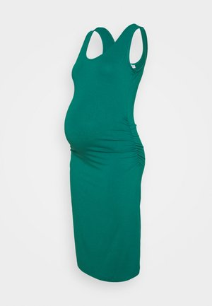 KIZOMBA TANK - Shift dress - green