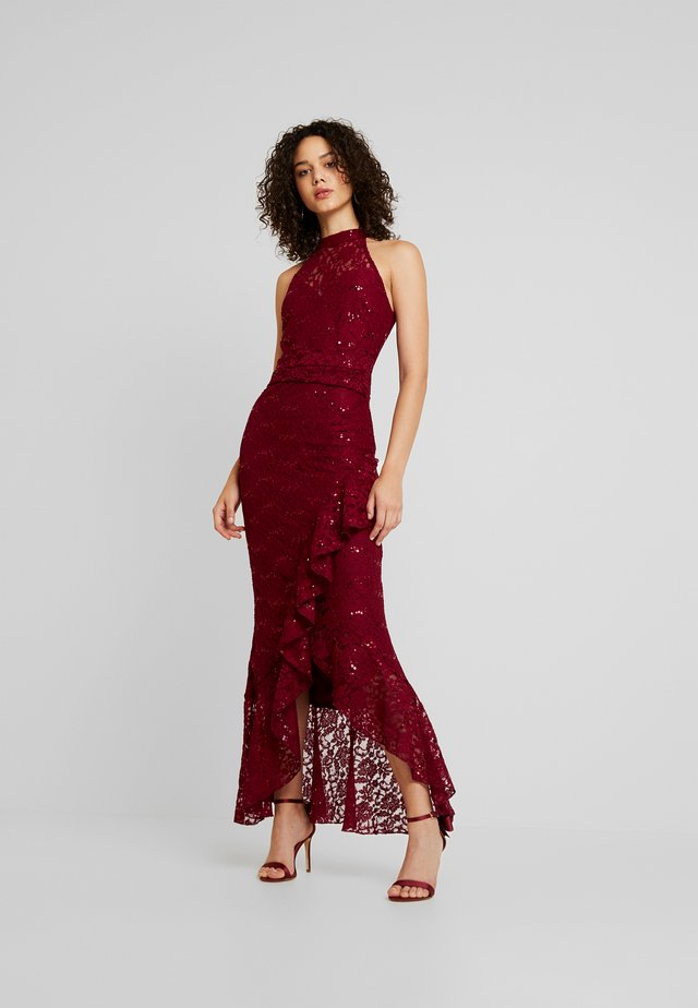 ISABEAU - Occasion wear - berry