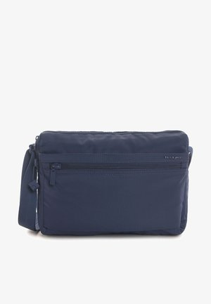 INNER CITY EYE M UMHÄNGETASCHE RFID 29 CM - Across body bag - dress blue2