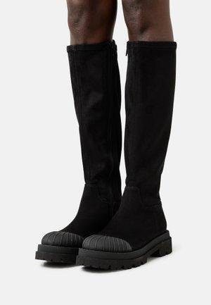 STUDIO - Boots - schwarz