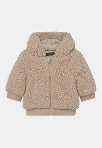 Name it - NBNMAZIE UNISEX - Winter jacket - peyote - 0