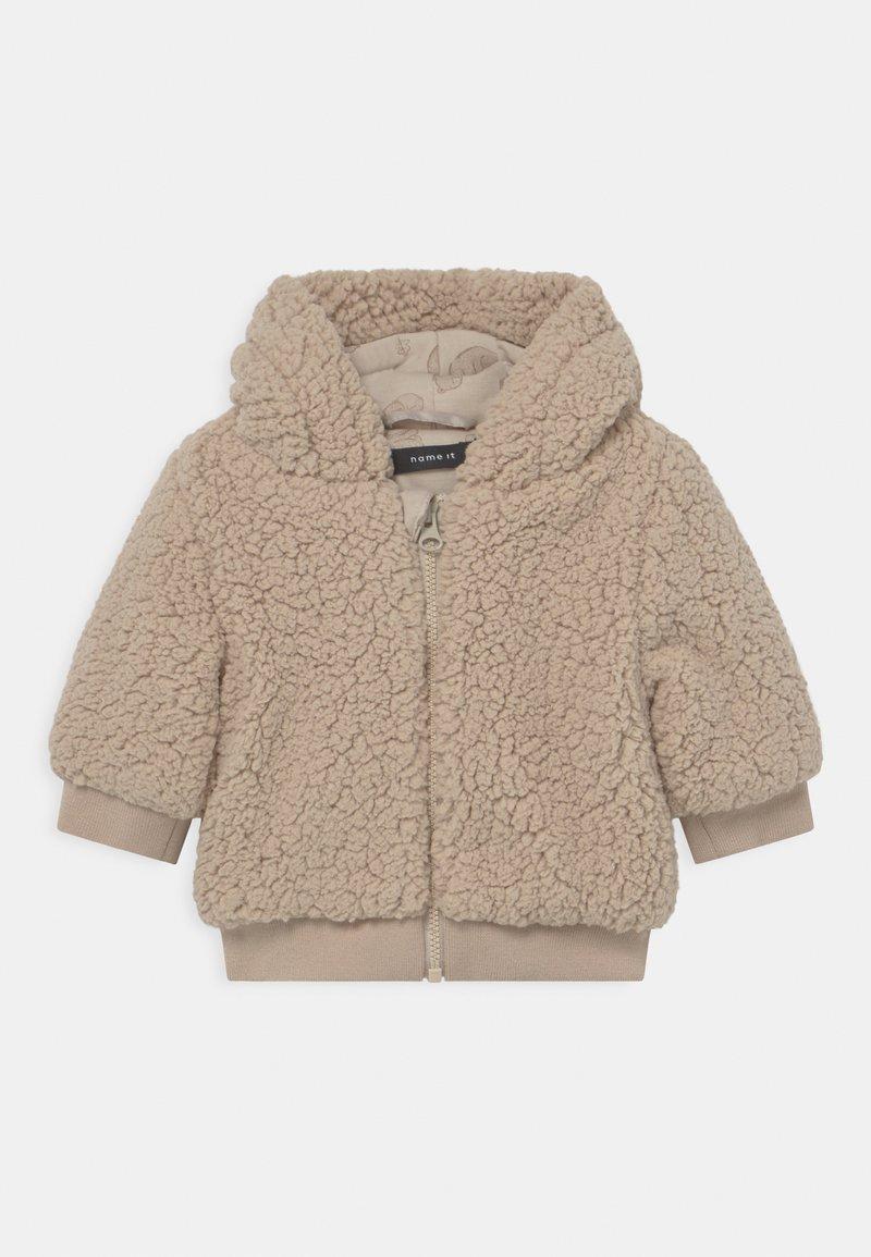 Name it - NBNMAZIE UNISEX - Winter jacket - peyote