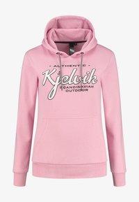 Kjelvik - Sweatshirt - rose - 4