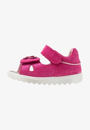 LETTIE - Baby shoes - pink