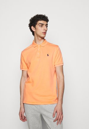 SPA TERRY - Polo - classic peach
