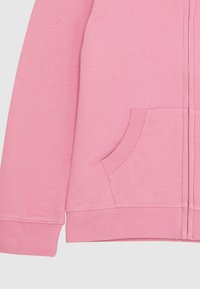 Friboo - GIRLS  BASIC 2 PACK - Zip-up hoodie - pink/dark blue - 3