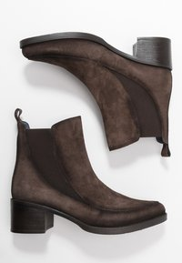 Pinto Di Blu - Bottines - marron