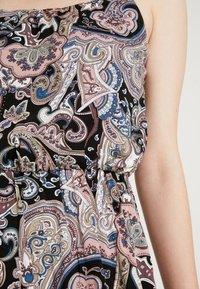 ONLY - ONLNOVA STRAP DRESS - Maxi dress - black - 4